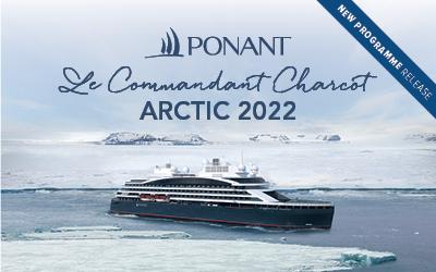 PONANT - Le Commandant Charcot Arctic 2022
