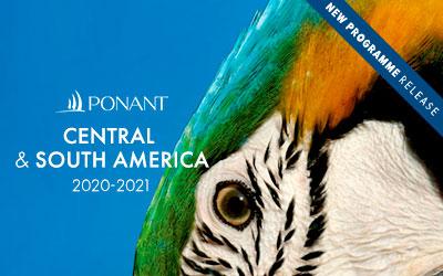 Ponant - 2020/21 Central & South America