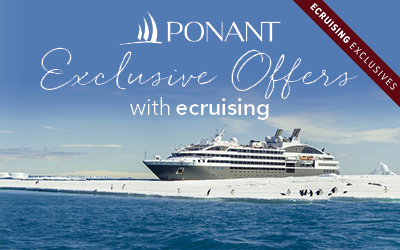 PONANT - Exclusive Offers with ecruising