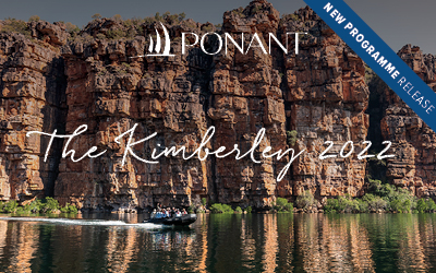 PONANT - The Kimberley 2022