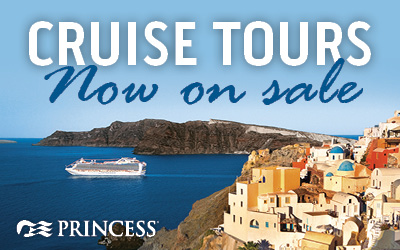 Princess Cruises - Cruise Tours