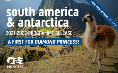 Princess - Diamond in South America 21/22