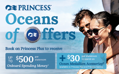 Princess - Ocean of Offers