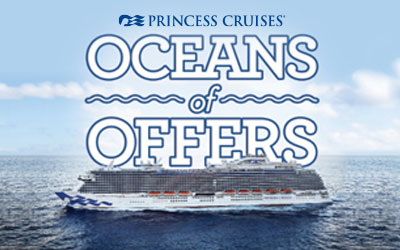 Princess Cruises - Oceans Of Offers