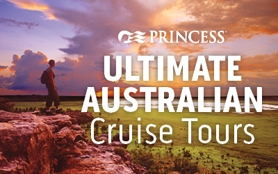 Princess - Ultimate Australian Cruise Tours
