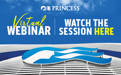 Learn About Princess - View our Webinar Here!