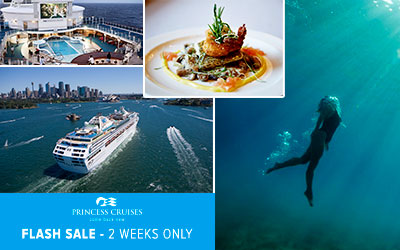 Princess Cruises - Flash Fares