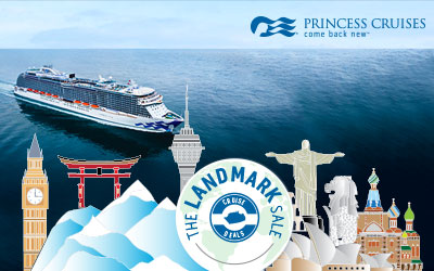 Princess Cruises - The Landmark Sale