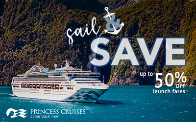 Princess Cruises - Sail & Save
