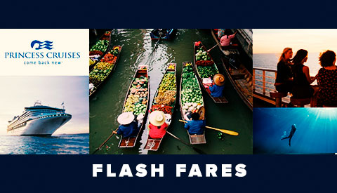 Princess Flash Fare