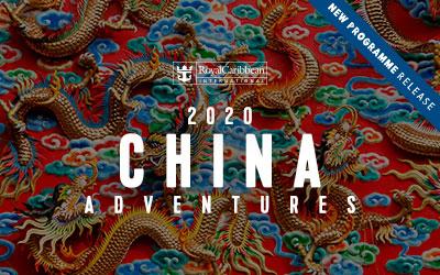 Royal Caribbean - 2020/21 China