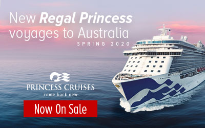 Regal Princess 2020
