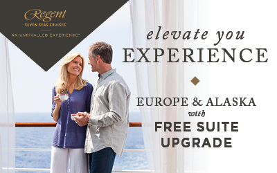 Regent Seven Seas - FREE Suite Upgrade