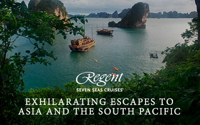 Regent Seven Seas - Exhilarating Escapes
