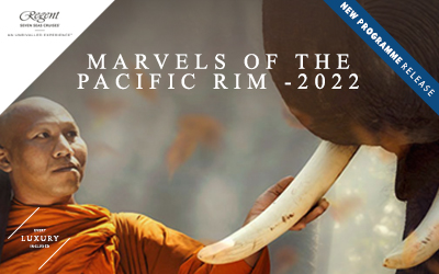 Regent Seven Seas - Pacific Rim Marvels 2022