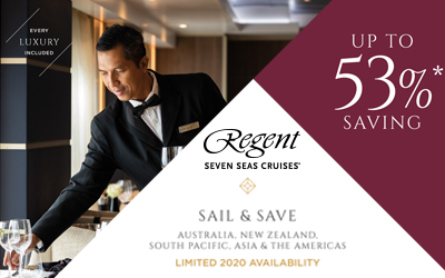 Regent Seven Seas - Sail & Save