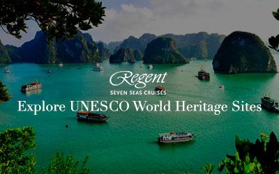 Regent Seven Seas - Free 3-category upgrade