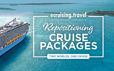 Repositioning Cruise Packages