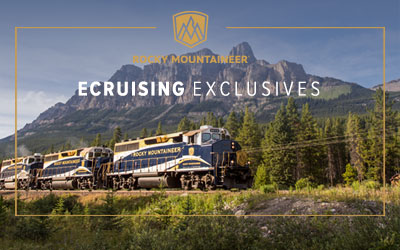 Rail & Sail - Rocky Mountaineer