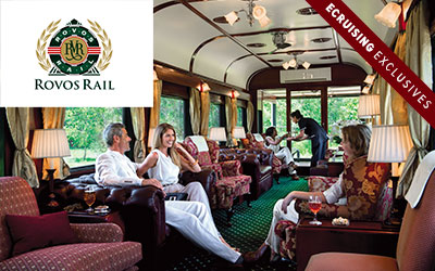 Rail & Sail - Rovos Rail Exclusives