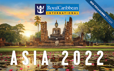 Royal Caribbean - NEW Asia 2022