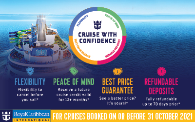Royal Caribbean - Cruise with Confidence