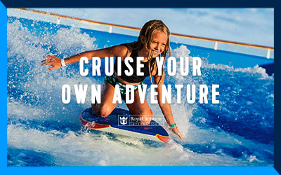 Royal - Cruise Your Own Adventure Sale