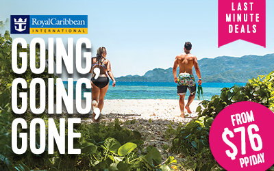 Royal Caribbean - JAW-DROPPING PRICES