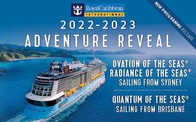 Royal Caribbean - Australia, NZ & South Pacific 22/23