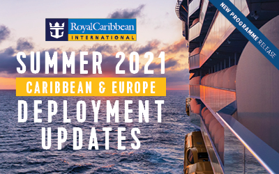 Royal Caribbean - Caribbean & Europe 2021