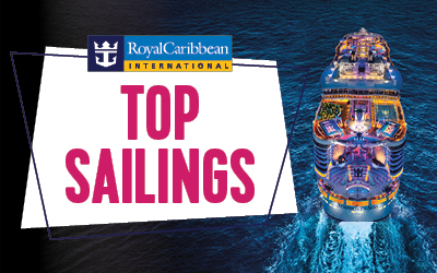 Royal Caribbean - Top 10 Sailings