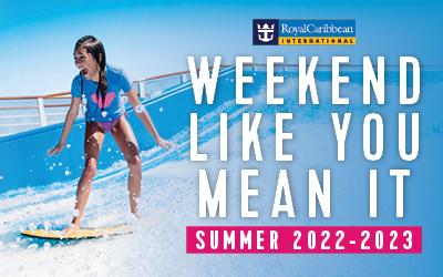 Royal Caribbean - Weekenders 2022/23