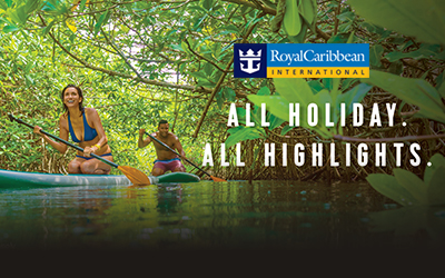 Royal Caribbean - BOGOHO
