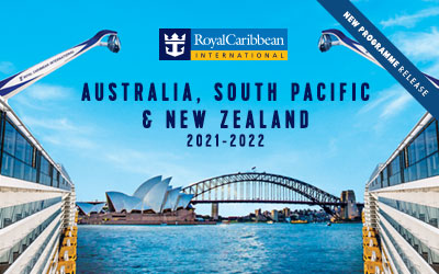 Royal Caribbean - Australia, NZ & South Pacific 21/22