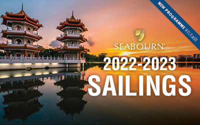 Seabourn - New Season Sailings 2022-23