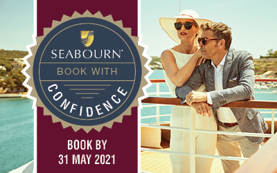 Seabourn - Book with Confidence