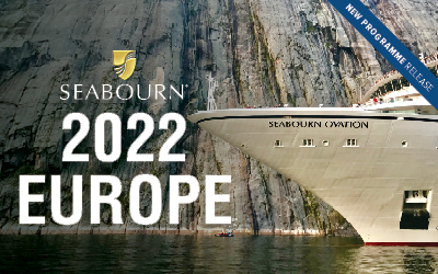 Seabourn - NEW Europe 2022