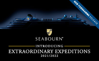 Seabourn - Extraordinary Expeditions 2021/22