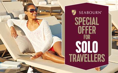Seabourn - Solo Traveller Offer
