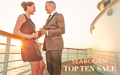 Seabourn Top 10 Sale