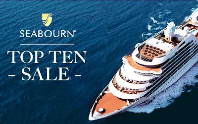 Seabourn Top 10 Sale
