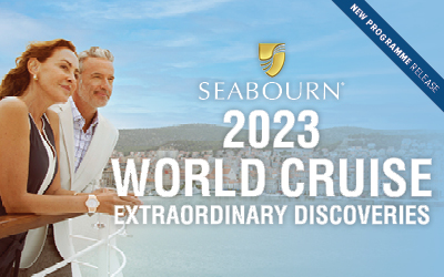 Seabourn - World Cruise 2023