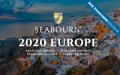 Seabourn - 2020 Europe