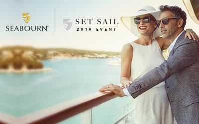 Seabourn - Set Sail Event