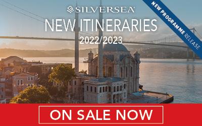 Silversea - 2022/2023 New Itineraries