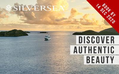 Silversea - Double Bonus Sale