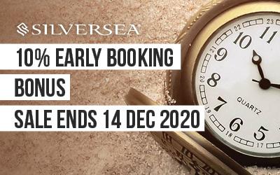 Silversea - Early Booking Bonus