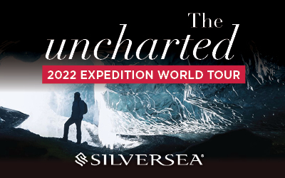 Silversea - Expedition World Cruise 2022