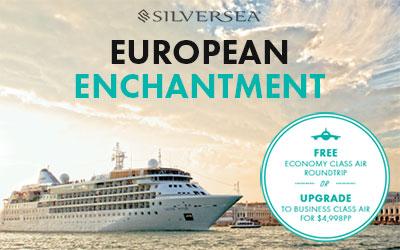 Free Roundtrip Air to the Mediterranean