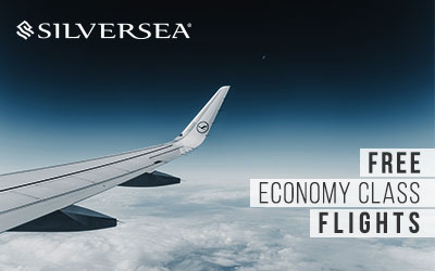 Silversea - Fly Free Offer on now!